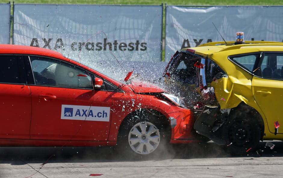Common road accident causes